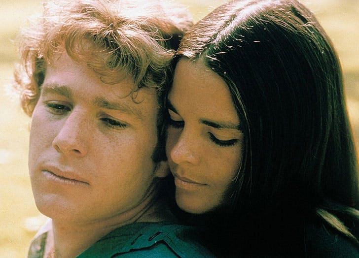 Love Story film still