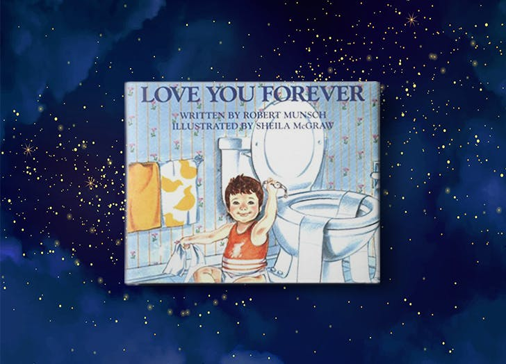 Love You Forever by Robert Munsch bedtime story