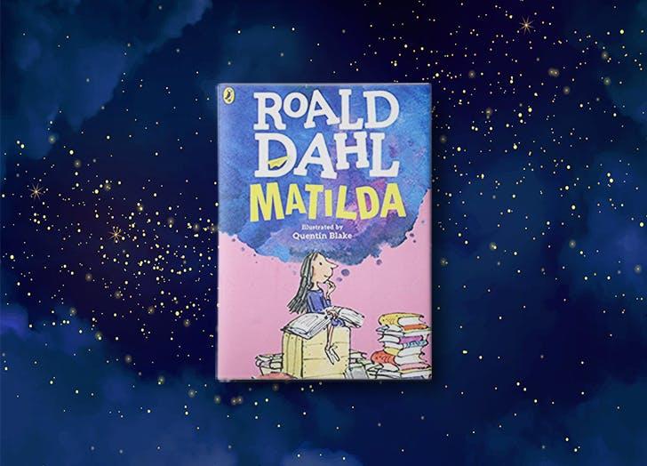Matilda by Roald Dahl bedtime read