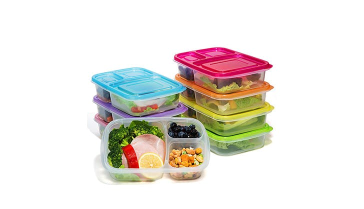 Mealcon Compartment Meals