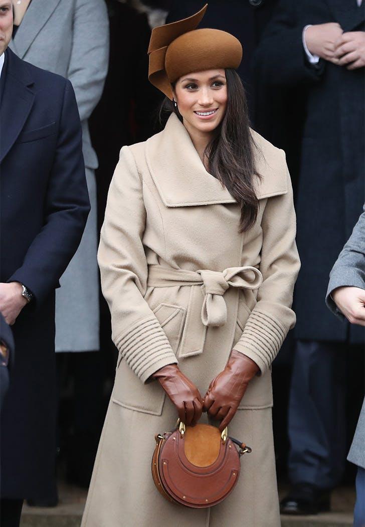 Meghan Markle Royal Christmas Outfit1