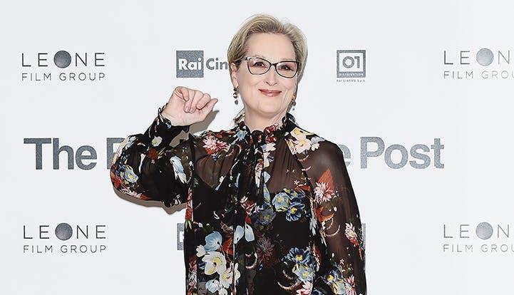 Meryl Streep oscars.l