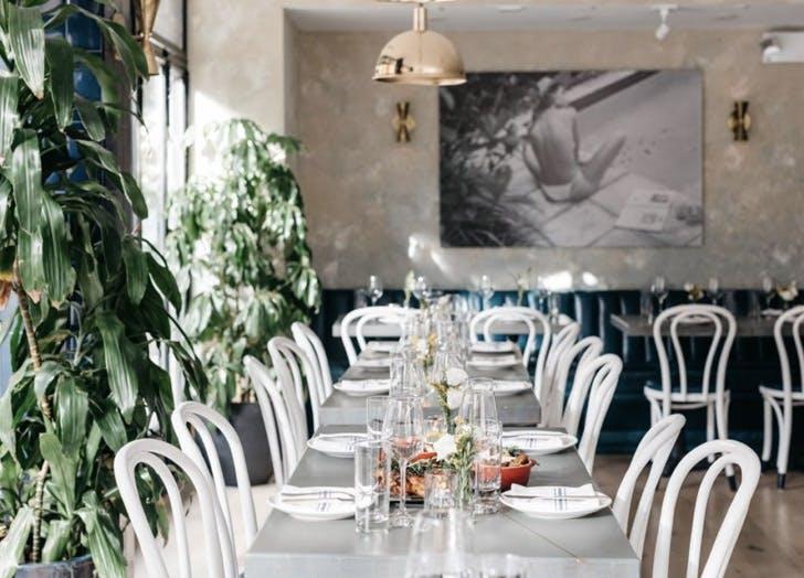 NY restaurants that feel like paris brigitte