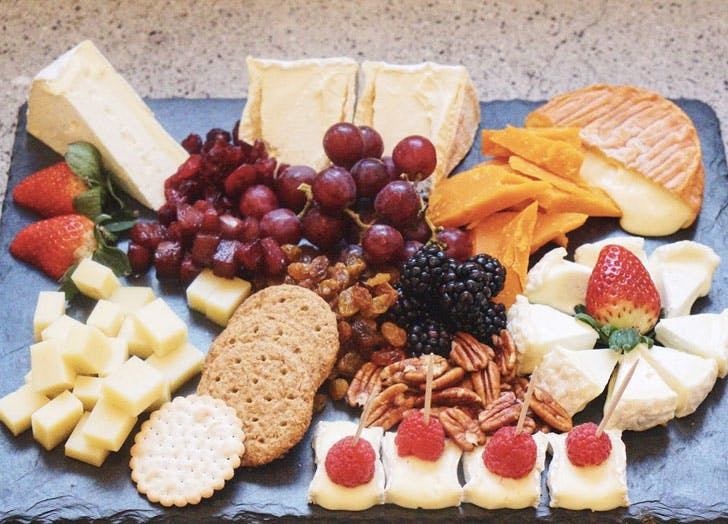 NY restaurants that feel like paris french cheese board