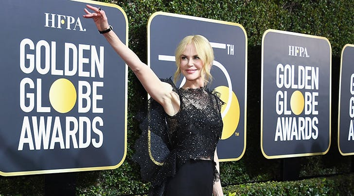 Golden Globes 2018: Best Actress in a Limited Series or Movie Goes to Nicole Kidman