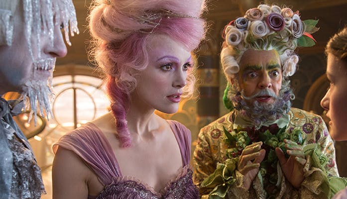 Nutcracker and the Four Realms release