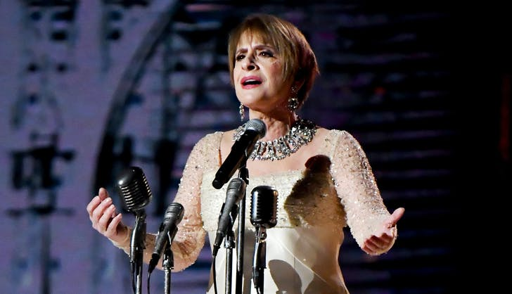 Patti Lupone Grammys performance