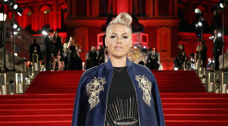 Pink Just Snagged an Epic New Gig