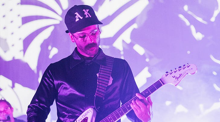 Grammy Awards 2018: Portugal. The Man Named Best Pop Duo or Group Performance