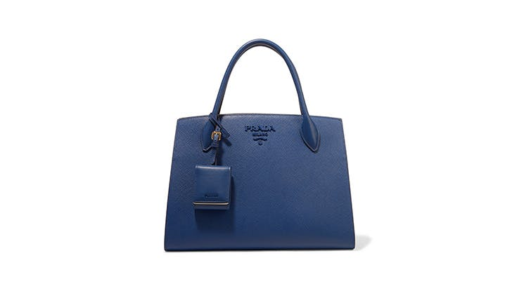 Prada Navy Lady Bag