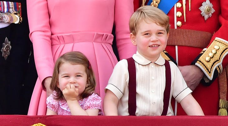Queen Elizabeth Just Shared a Super-Sweet Detail About Prince George & Princess Charlottes Relationship
