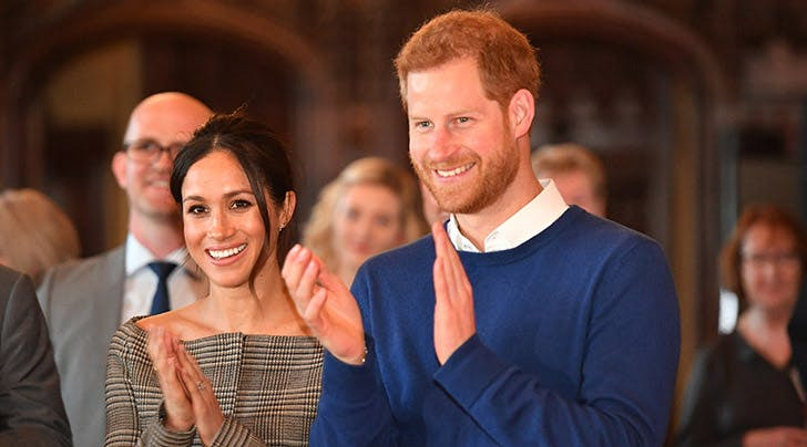 Meghan Markle Says Prince Harry Is a Feminist & We're Damn Proud