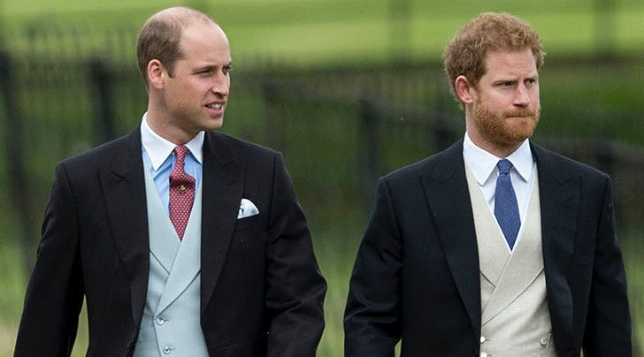 Prince Harry Has Yet to Ask Prince William a Very Important Question About His Wedding