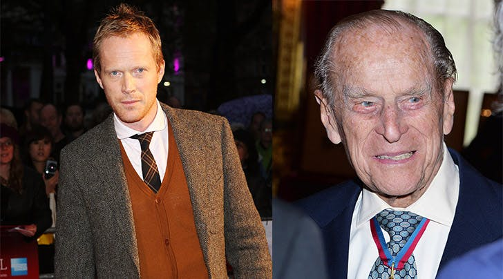 Calling All Prince Philip Look-Alikes! Paul Bettany Is Not Replacing Matt Smith in 'The Crown'
