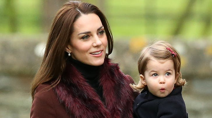 Princess Charlotte Already Has a Pub Named After Her at the Age of 2