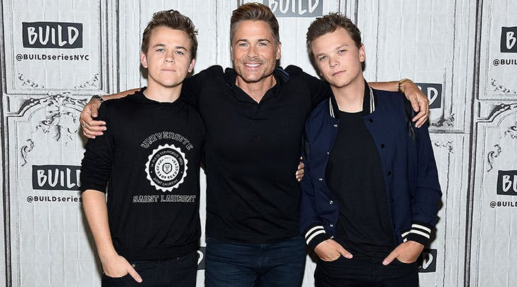 Rob Lowe Says *These* Are His Proudest Achievements in Life
