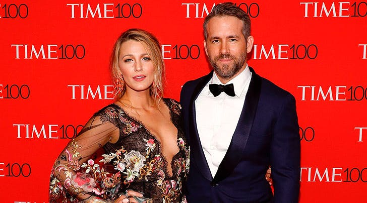 Ryan Reynolds Says Blake Lively Helps Him Through His Struggles with Anxiety