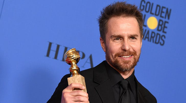 Golden Globes 2018: Sam Rockwell Takes Home Best Supporting Film Actor