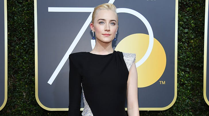 Golden Globes 2018: Saoirse Ronan Secures Best Actress in a Musical or Comedy Film