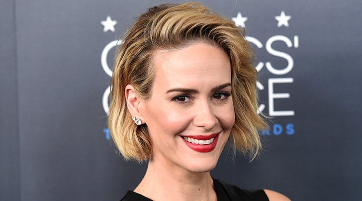 Sarah Paulson's Reason for Not Wanting Kids Is Totally Valid