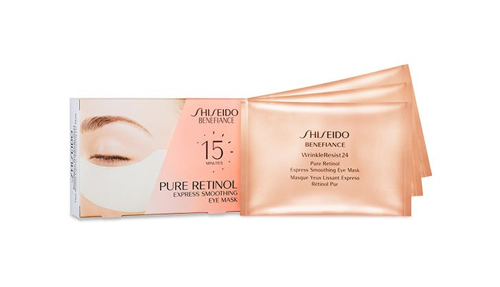 Shiseido Eye Cooling Gels