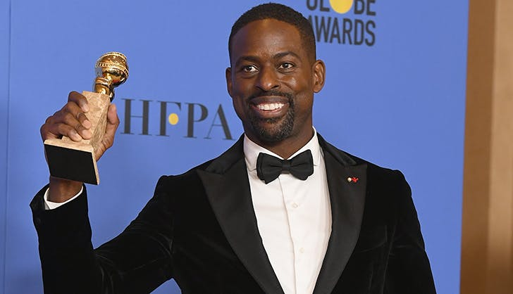 Sterling K Brown Golden Globes winners