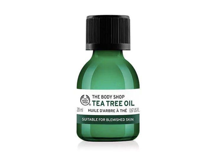 The Body Shop Tea Tree Oil Meghan Markle favorite beauty product