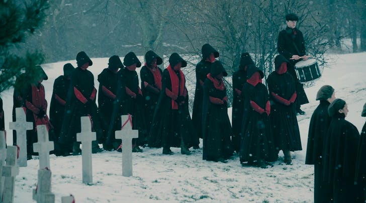 This Just In: More Juicy Details on 'The Handmaids Tale' Season 2 Were Released