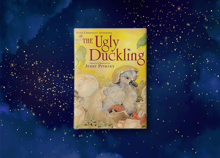 The Ugly Duckling by Hans Christian Andersen bedtime story for kids