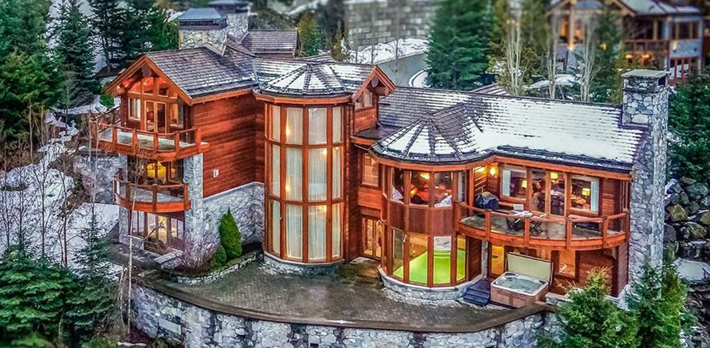 The Villa  Whistler  British Columbia  luxe resorts