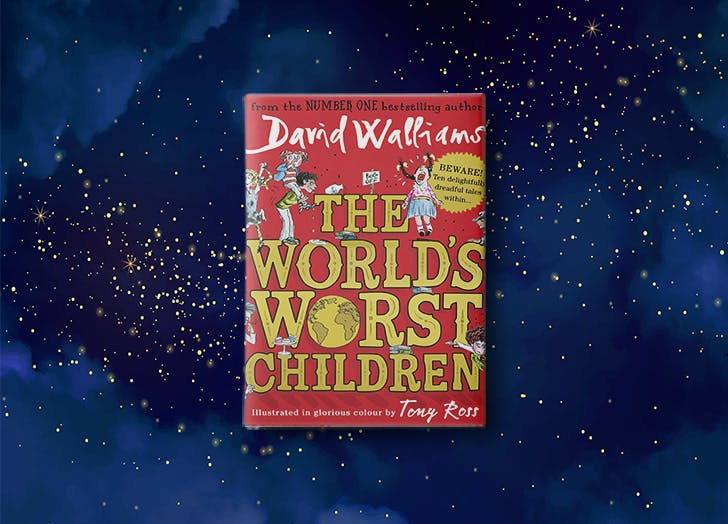 The World s Worst Children bedtime story by David Walliams