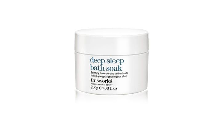 This Works Deep Sleep Bath Soak