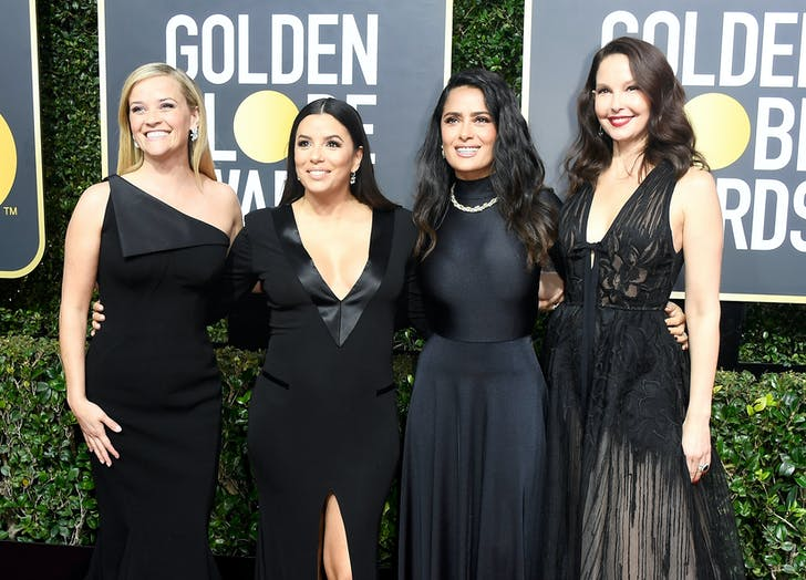Times Up Golden Globes