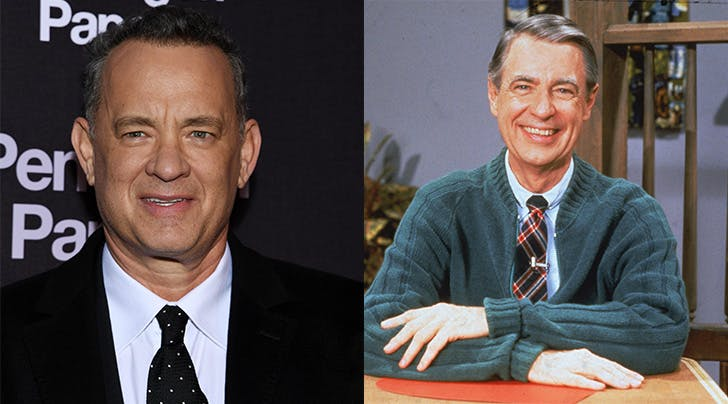 It's a Beautiful Day in the Neighborhood…Because Tom Hanks Is Playing Mr. Rogers in a New Movie
