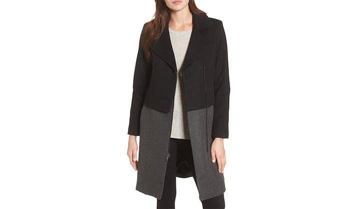 Trina Turk colorblock coat