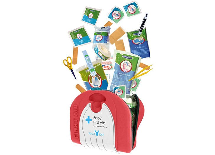Wallaboo Babies First Aid Kit
