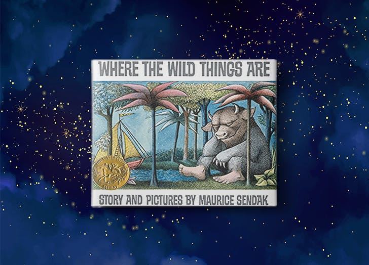 Where the Wild Things Are by Maurice Sendak bedtime story