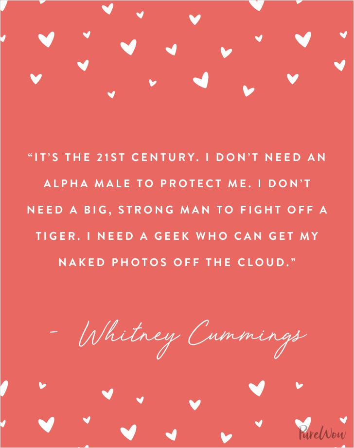 Whitney Cummings Quote About Finding Love