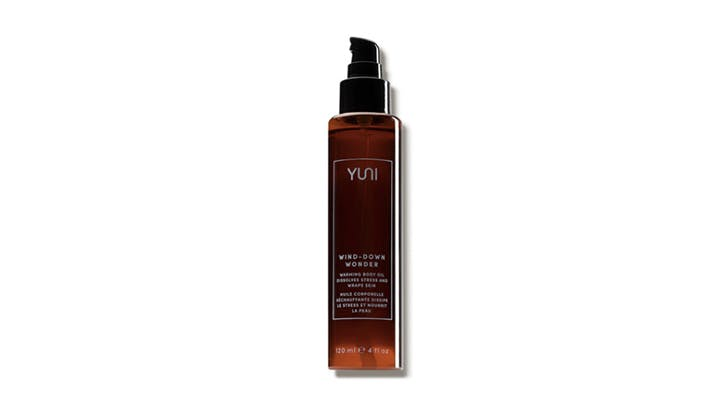 Yuni Warming Body Oil