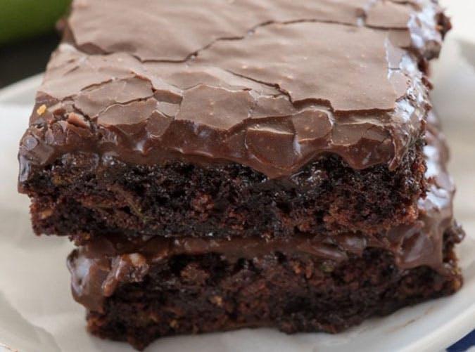 Zucchini Brownies Recipes