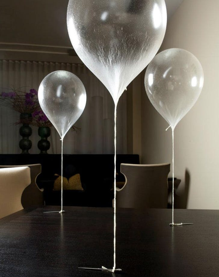 alinea green apple balloon