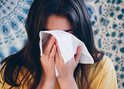 avoid getting sick NY 400
