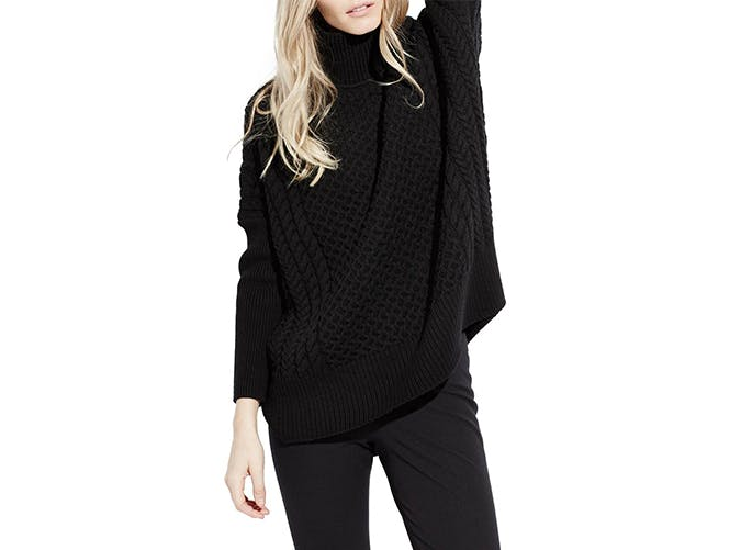ayr square sweater