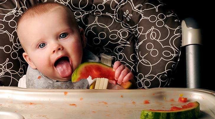 The 5 Most Common Baby Stains (and How to Treat Them)