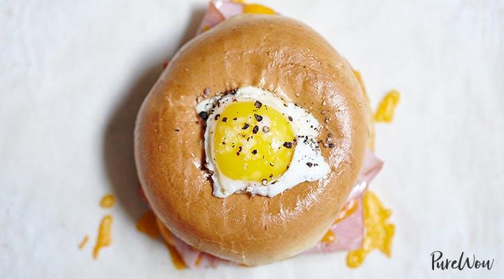 The Ultimate Breakfast Sandwich