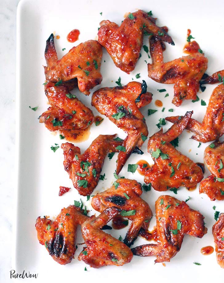 Oven-Baked Buffalo Wings