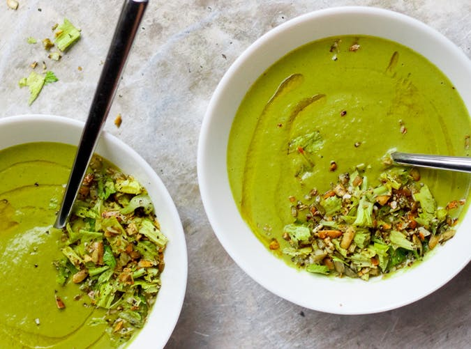broccoli and fennel souping soup recipes