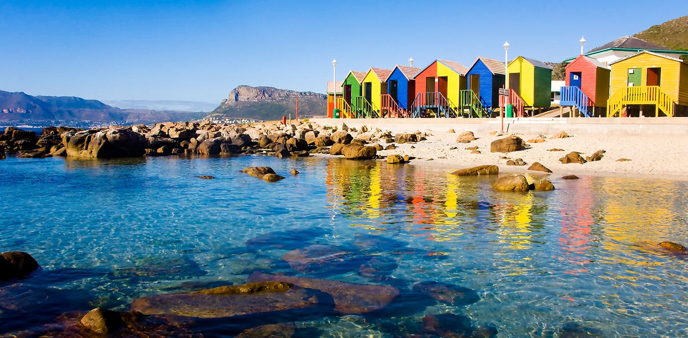 cape town travel in january