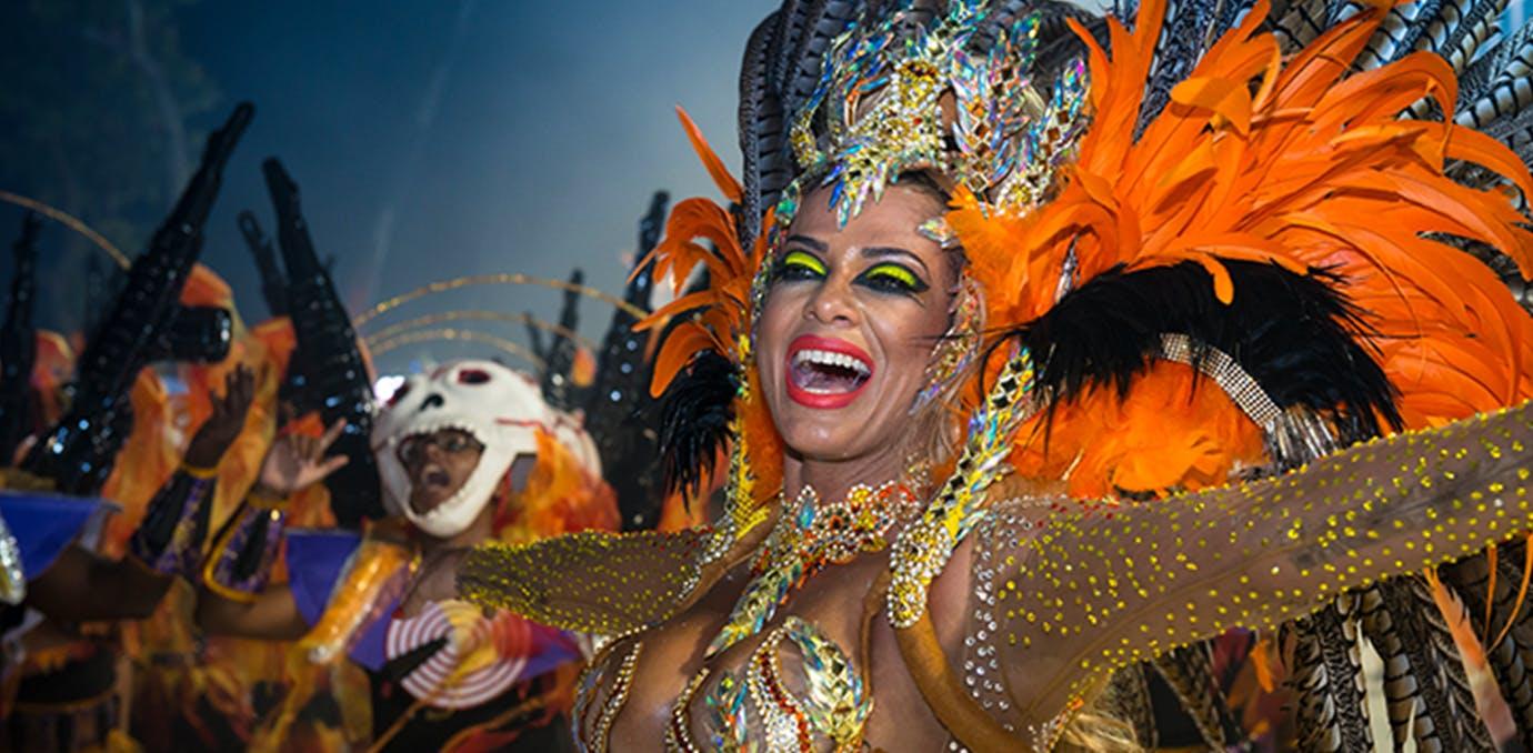 carnaval festival in rio de janeiro brazil full