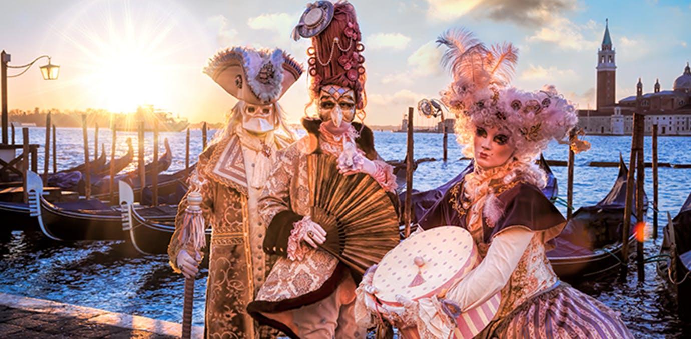 carnevale di venezia festival in venice italy full